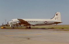 Douglas C-54G Skymaster 50-50536 (twm1340) Tags: douglas c54 skymaster sheppard usaf vintage cargo aircraft plane c54g tx texas 5050536 r2000 safb afb