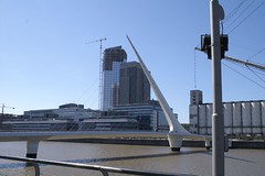 puerto madero bridge