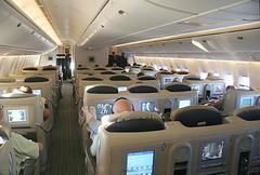 Viajandinho no caviar... (jota.erre) Tags: airfrance businessclass boeing777328 lespaceaffaires