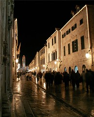 Dubrovnik at Night (Stanley Zimny (Thank You for 16 Million views)) Tags: europe croatia balkans dubrovnik wowiekazowie
