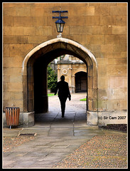 Cambridge Colleges: Gonville & Caius (Sir Cam) Tags: england cambridge university college gonvilleandcaius caius shieldofexcellence silhouette flickrelite blueribbonwinner abigfave aplusphoto splendiferous theperfectphotographer photooftheday 5sep2007
