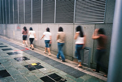 1 2 3 4 5 6 ... (GenkiGenki) Tags: people film wet rain singapore fuji walk superia 28mm lynn cassie harbourfront fujifilm gr kiran lisel ricoh backview gr1v superia200 weeming zaidah efusion