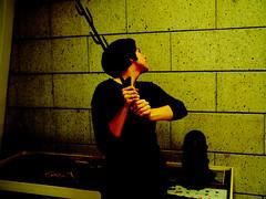 Ancient Evil (hirahiraskirt) Tags: japan ancient evil sword shimane period matsue weapons jidai kofun