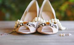 The non-fisheye view (cindyloughridge) Tags: wedding beautiful shoes gorgeous nikond70s heels nikkor bejewelled 85mmf18d rotolo shotforsarahmarenphotography atcordevalle