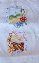 W.i.p. Sal Card Passione Ricamo - Autumn
