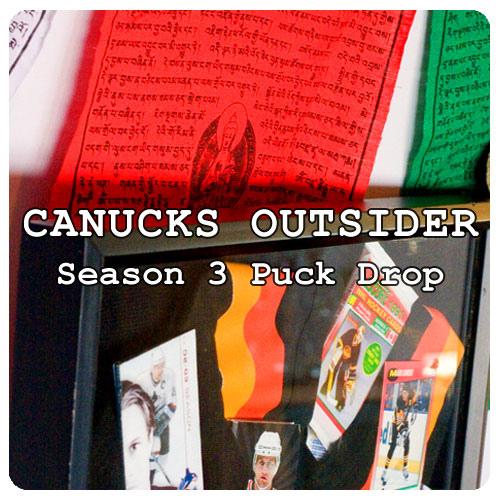 Canucks Outsider Season 3 Puck Drop