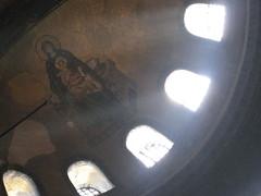 Interior of Aya Sofya (Razlan) Tags: turkey istanbul hagiasofia ayasofya