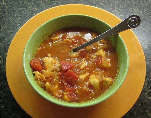 Cindy's Fish Soup