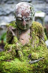 Little Buddha : Okunoin, Koyasan, Wakayama, Japan / Japón