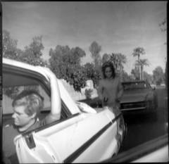 Found film (John Kittelsrud) Tags: old bw crossprocess unknown c22 foundfilm kodakduaflexiv kodacolorx ch110 ff201005