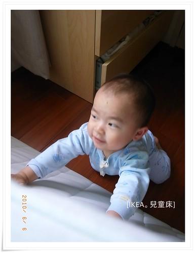 [兒童床]小璟幫忙組裝_4