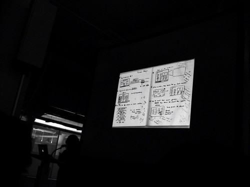 nice to hear @jenniferbrook approach to the ipad app for the nyt #ixdanyc