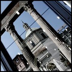 riflessioni meneghine (mario bellavite) Tags: shot milano best explore reflexions mariobellavite