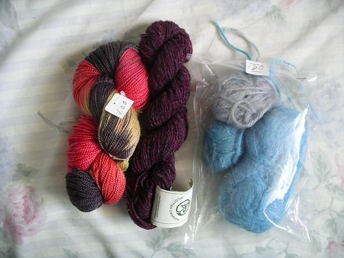Omg cheap yarn!