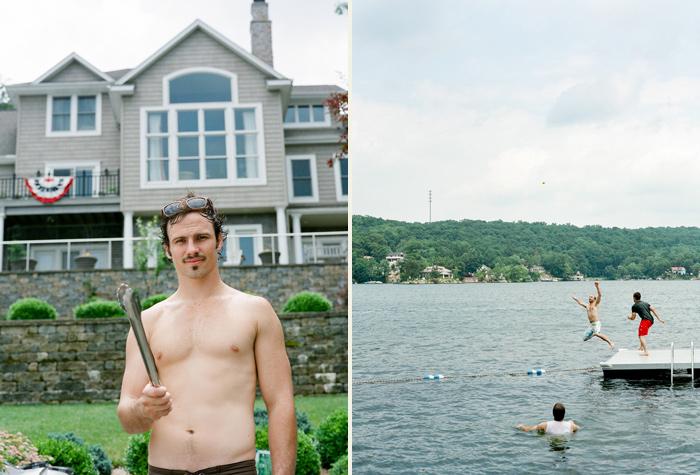 Image of A Day at the Lake