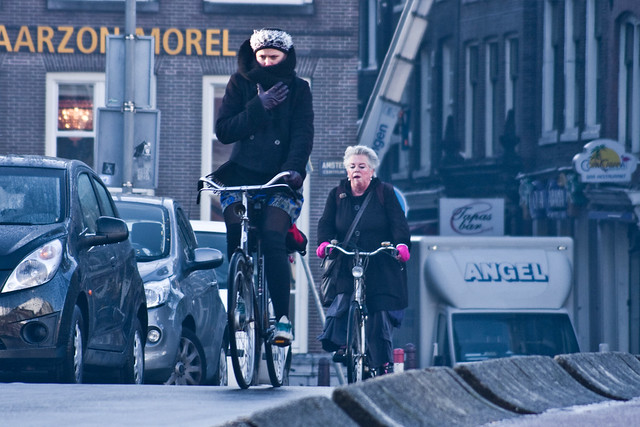 Amsterdam Cycle Chic - Morning Chill