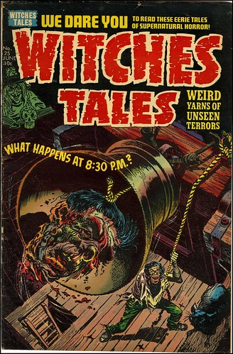 Witches Tales #25