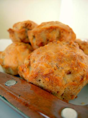 muffin zola e noci