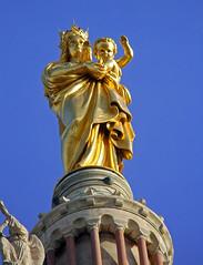 SNB10502- Notre Dame de la garde - Marseille 马赛 (Rolye) Tags: monument statue de gold la yahoo marseille google image or samsung www images com provence notre dame garde notredamedelagarde coteazur 马赛 kartpostal nv7 flickraward nv7ops rolye