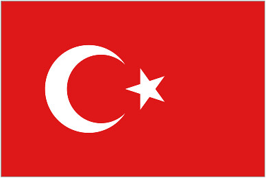 National Flag Turkey
