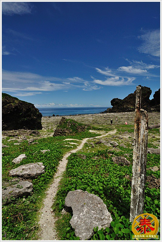 蘭嶼day2-03-情人洞+雙獅岩+朗島村 (9)