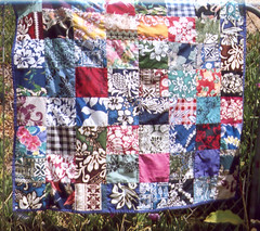 Hawaiian Quilt side 2