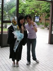 (vanilla tina) Tags: graduation ntu sindy