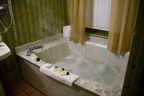The Jacuzzi Suite