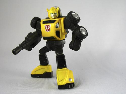 "3"" Titanium Bumblebee (Metallic Exclusive)"