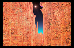 Obelisk in Karnak's Temple, Under the moon.- (ancama_99(toni)) Tags: pharoh sungods temples egipto egypt obelisco karnak moon luna holidaysvacanzeurlaub ysplix superhearts outstandingshots coolest p1f1 obelisk temple luxor ancama99 soe egipte 35faves africa religion colorphotoaward architecture art church trip travel color explore vacation egyptian ancient 25faves 50faves interesting interesantsimo photo photography photos templo holiday layers photoshop interestingness desert cathedral building cross nature cairo giza pyramids pyramid nile sphinx mosque afrique egypte egitto egyptien geotagged old photographic house 2007 1000views buildings edificio edificios arquitectura urban nikon