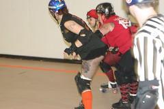 (aliris05) Tags: girls coast space rollergirls melbourne roller tallahassee derby slashers