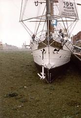 Aca tiras una semilla y crece.. (carlos_ar2000) Tags: argentina boat buenosaires barco frigate puertomadero alga fragata verdin camalote carlosredondo credondo carlosalbertoredondo carlosaredondo