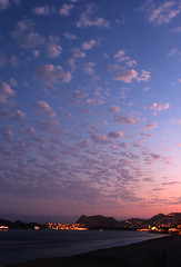 Cloud 9 (A Sutanto) Tags: longexposure pink blue vacation sky holiday night clouds mexico lights evening bay twilight cabo bravo dusk baja cabosanlucas loscabos abigfave anawesomeshot aplusphoto