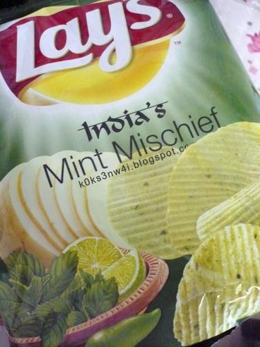 Lay's Mint