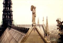 Paris, Notre Dame 1992 - by elh70