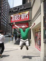 Jersey Boys in New York City