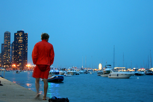 Lakefront and Lifeguard