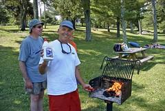 Dan and Roger (Pyromaniacs) (ct_kayak) Tags: kayak acm kleinert waramaug liquori pietrobono