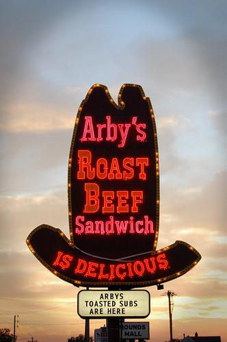 Vintage Arby's