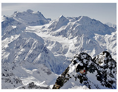Verbier, Switzerland (Berger / Proalps) Tags: travel winter alps switzerland europe snowboard valais verbier montfort