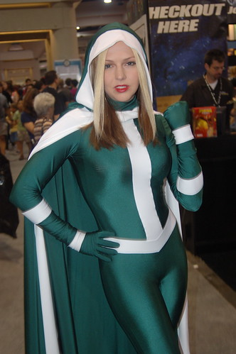 Comic Con 2007: Rogue