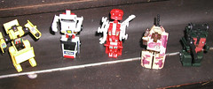 Knock-Offs Group 1, Robot Mode