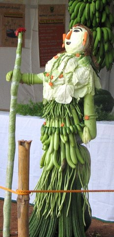 vegetable figures