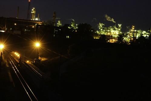 Railways Under Chemical Valley