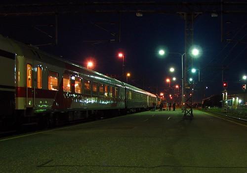 IMG41036. Yöjuna Oulussa
