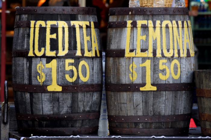 Ye Olde Iced Tea & Lemonade