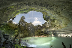 Hamilton Pool, Aug 2007 (DaveWilsonPhotography) Tags: composite austin waterfall texas explore travis swimminghole hamiltonpool cotcmostinteresting 35faves nikonstunninggallery abigfave anawesomeshot superbmasterpiece diamondclassphotographer flickrdiamond top20texas bestoftexas