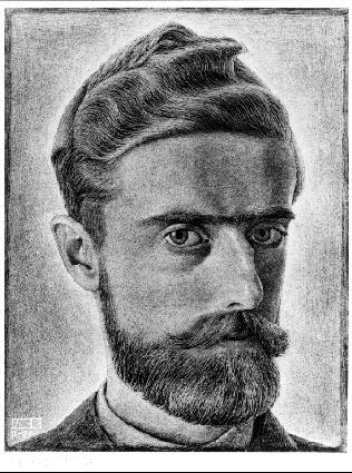 EscherSelf1929