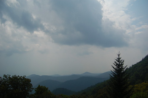 Blue Ridge Overlook V