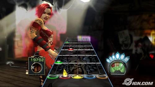 Guitar Hero 3 Wii